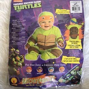 Rubies Costumes - Ninja Turtles Costume, Infant, 0-6M